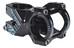 Reverse Black-One Enduro - Potencia DH y freeride - Flat Ø 31,8 mm negro